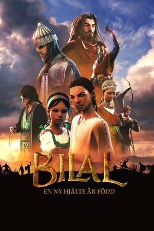 Bilal: A New Breed of Hero poszter