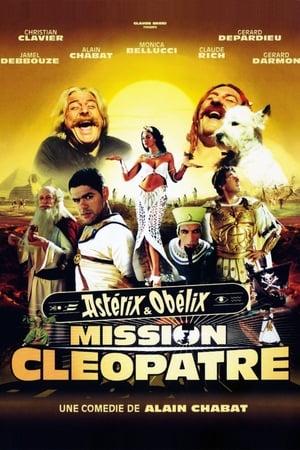 Asterix és Obelix: A Kleopátra-küldetés