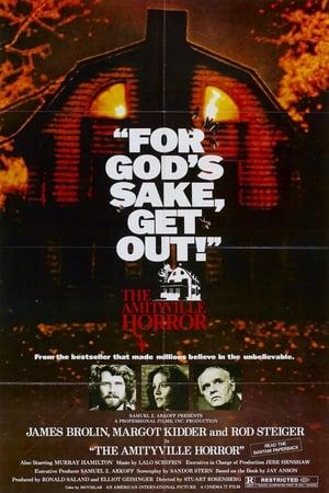 A rettegés háza poszter