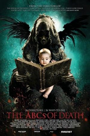 A halál ABC-je poszter