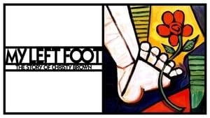 A bal lábam háttérkép