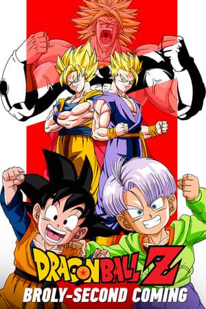 Dragon Ball Z 10: Broly második eljövetele