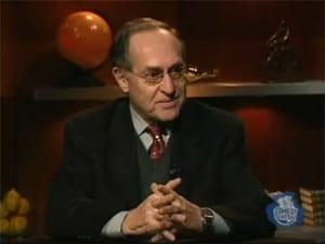 The Colbert Report 2. évad Ep.19 Alan Dershowitz