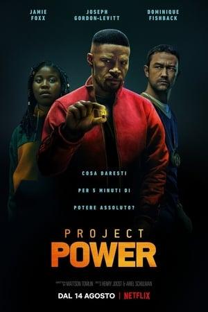 Project Power - A por ereje poszter