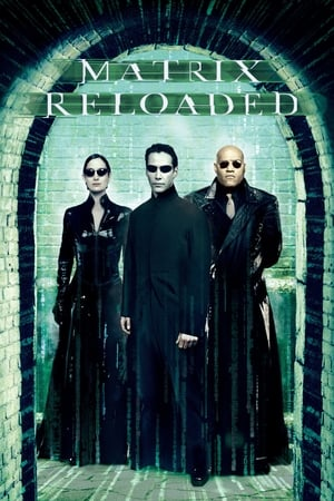 Mátrix - Újratöltve poszter