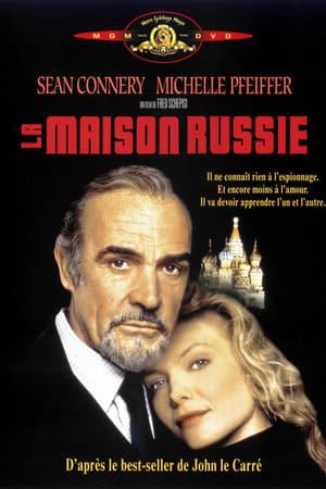 Oroszország ház poszter