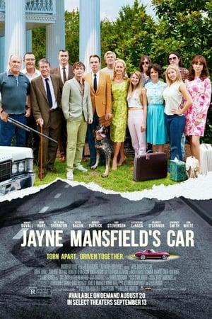Jayne Mansfield kocsija