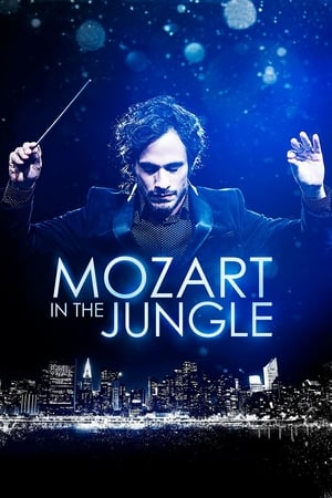 Mozart in the Jungle poszter