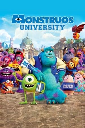 Szörny Egyetem poszter