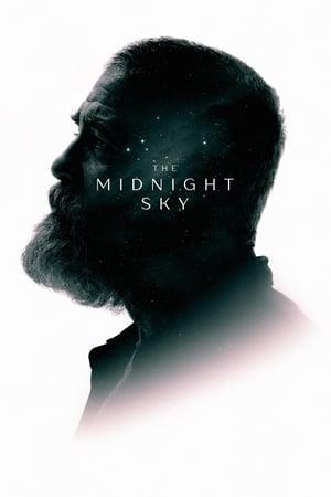 Az éjféli égbolt poszter