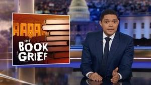 The Daily Show with Trevor Noah 25. évad Ep.22 22. rész