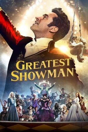 A legnagyobb showman poszter