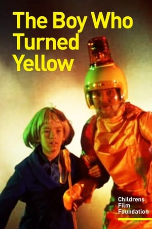 The Boy Who Turned Yellow poszter