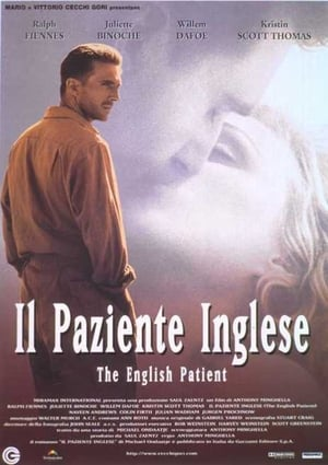 Az angol beteg poszter