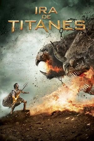 A titánok haragja poszter