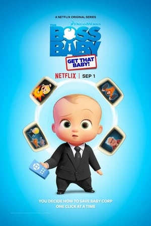 Bébi úr: Kapd el a bébit! poszter