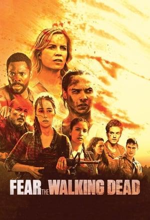 Fear the Walking Dead poszter