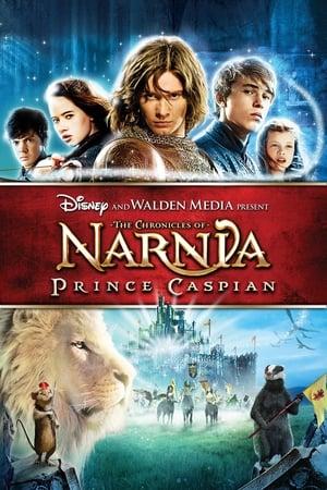 Narnia krónikái: Caspian herceg poszter