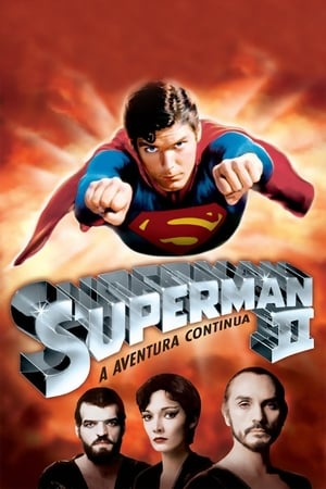 Superman 2. poszter