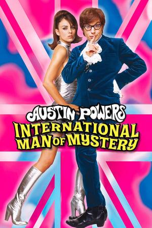 Szőr Austin Powers - Őfelsége titkolt ügynöke poszter