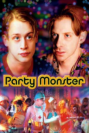 Party szörnyek poszter