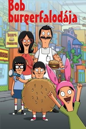 Bob burgerfalodája poszter