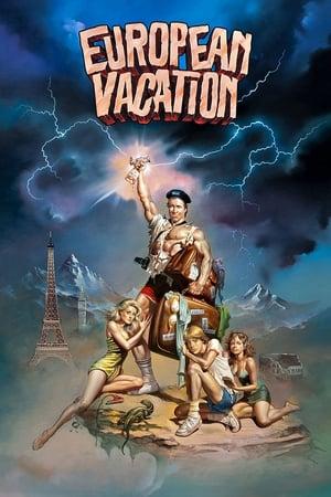 Európai vakáció poszter