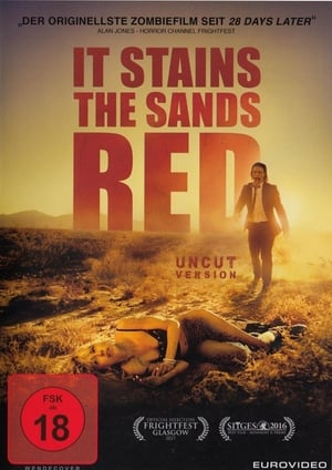 It Stains the Sands Red poszter