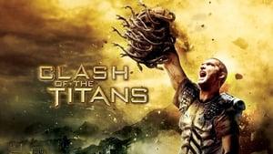 A titánok harca háttérkép