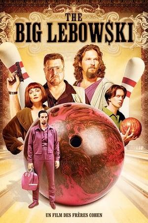 A nagy Lebowski poszter