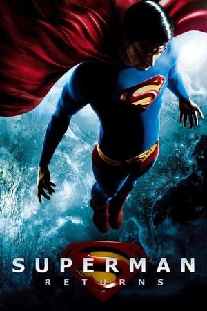 Superman visszatér poszter
