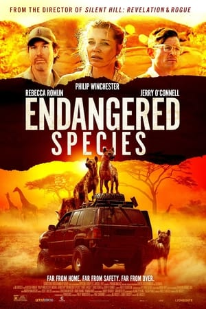 Endangered Species poszter