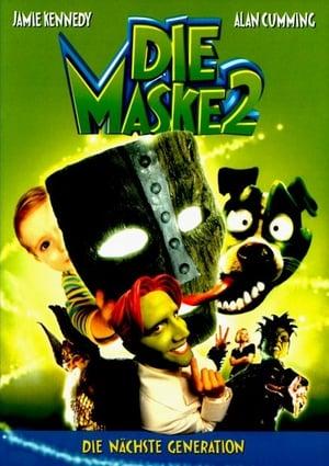 A Maszk 2. - A Maszk fia poszter