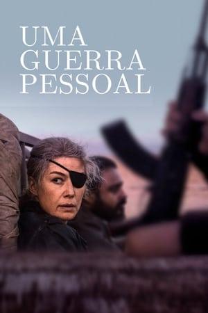 Személyes háború poszter