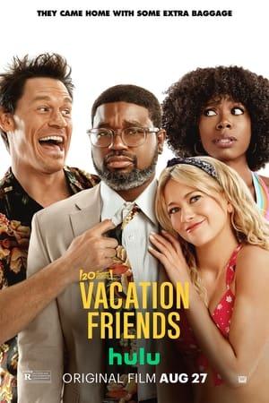 Vacation Friends poszter