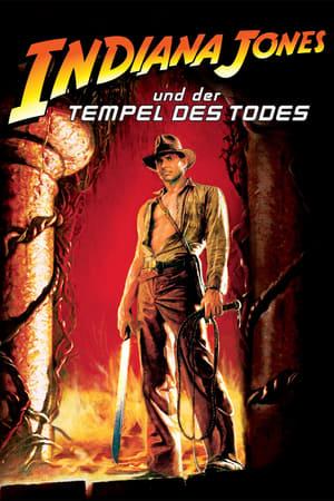Indiana Jones és a végzet temploma poszter