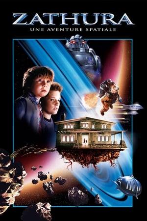 Zathura: Az űrfogócska poszter