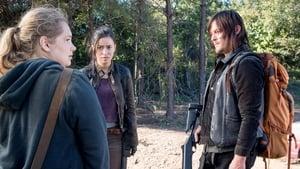 The Walking Dead 6. évad Ep.14 Kétszer olyan messze