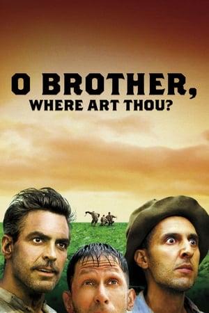 Ó, testvér, merre visz az utad? poszter