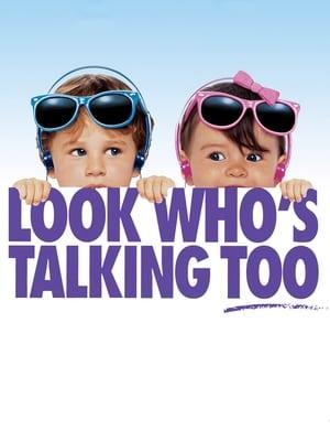 Nicsak, ki beszél még! poszter
