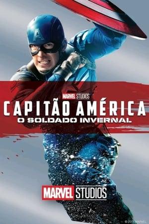 Amerika Kapitány: A tél katonája poszter