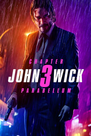 John Wick: Chapter 3 - Parabellum poszter