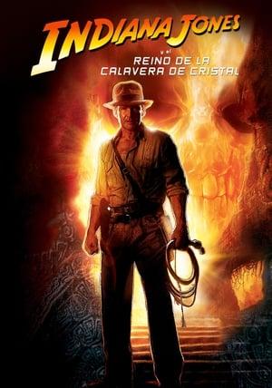 Indiana Jones és a kristálykoponya királysága poszter