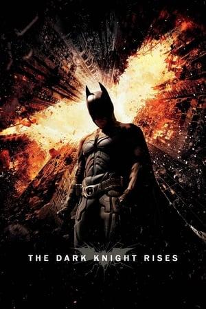 A sötét lovag: Felemelkedés poszter