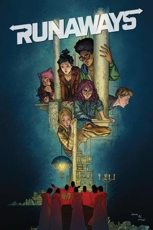 Marvel Szökevények poszter