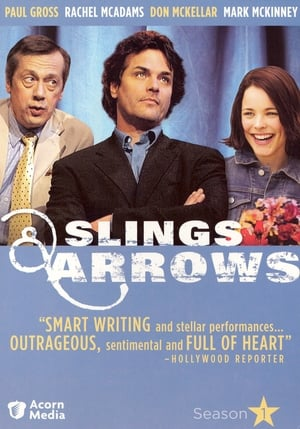 Slings & Arrows poszter