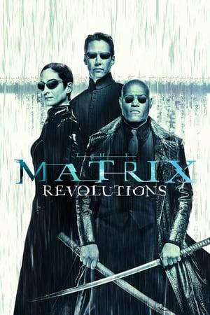 Mátrix - Forradalmak poszter