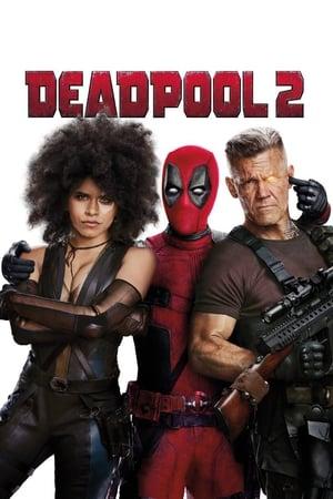 Deadpool 2. poszter