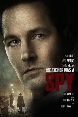The Catcher Was a Spy poszter