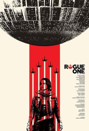 Zsivány Egyes: Egy Star Wars-történet poszter